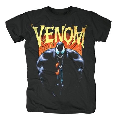 Venom - Black Boom von Marvel Comics - T-Shirt jetzt im Bravado Shop