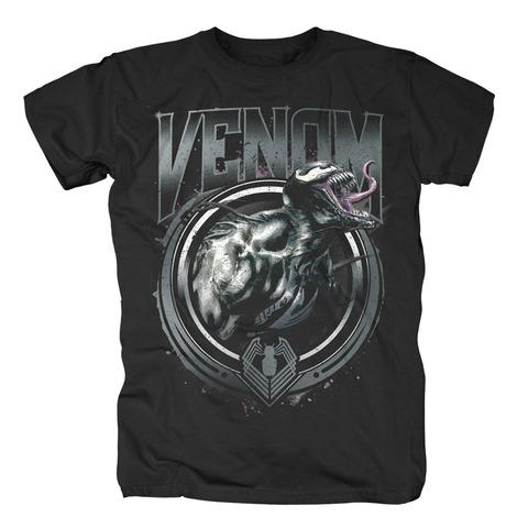 Venom - Scream von Marvel Comics - T-Shirt jetzt im Bravado Shop