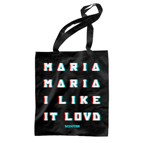√Maria I Like It Loud von Scooter - Record Bag jetzt im Bravado Shop