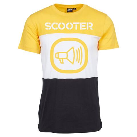√Yellow Logo von Scooter - T-Shirt jetzt im Bravado Shop