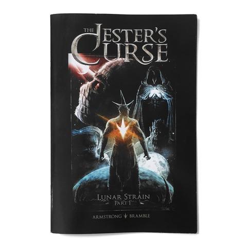 √The Jesters Curse - Lunar Strain Part 1 von In Flames - Comic jetzt im Bravado Shop