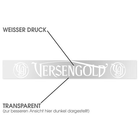 Logo von Versengold - Heckscheibenaufkleber jetzt im Bravado Shop
