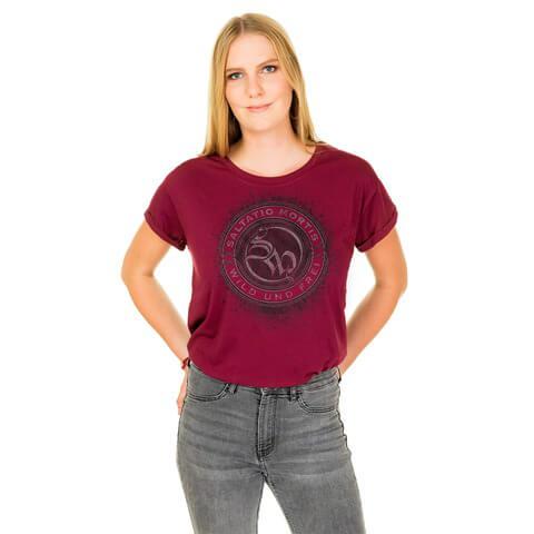 √Wild & Frei Seal von Saltatio Mortis - Loose Fit Girlie Shirt jetzt im Bravado Shop