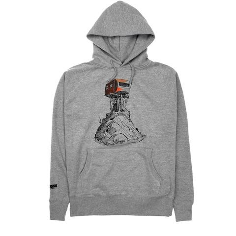 √Wanderer von Bosse - Hood sweater jetzt im Bravado Shop