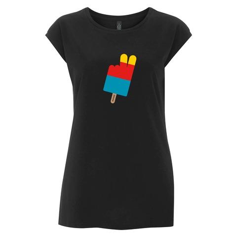 √Flutschi von Bosse - Girlie Shirt jetzt im Bravado Shop