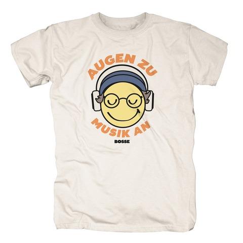 √Musik an von Bosse - T-Shirt jetzt im Bravado Shop
