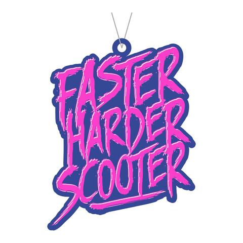 √Faster Harder Scooter Energy von Scooter - Duftbaum jetzt im Bravado Shop