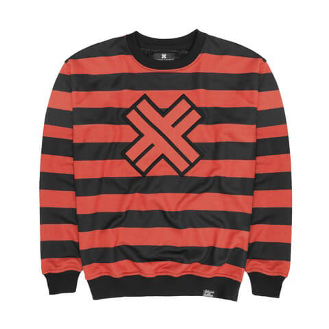 √Striped X von Eskimo Callboy - Sweater jetzt im Bravado Shop