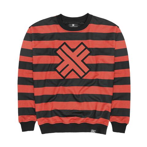 Striped X von Eskimo Callboy - Sweater jetzt im Bravado Shop