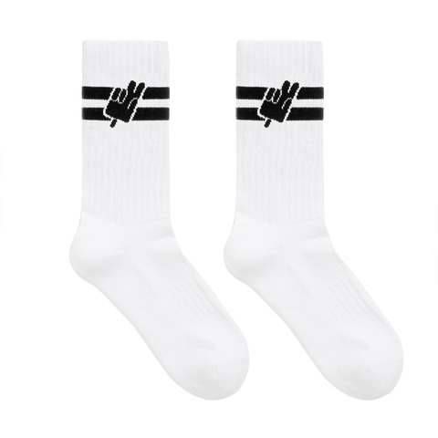 √Flutschi Streifen von Bosse - Skater Socken jetzt im Bravado Shop