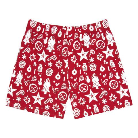 √Weihnachten Allover von Sido - Shorts jetzt im Bravado Shop