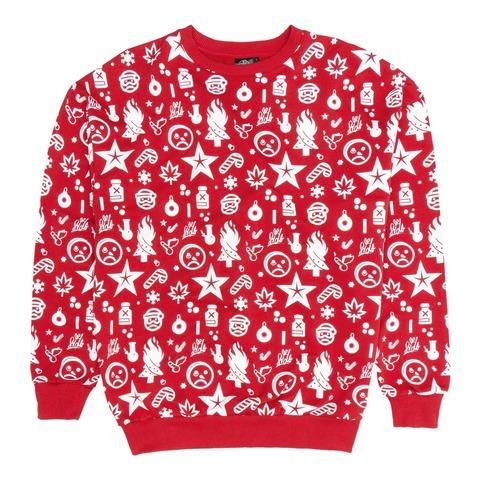 √Weihnachten Allover von Sido - Sweater jetzt im Bravado Shop