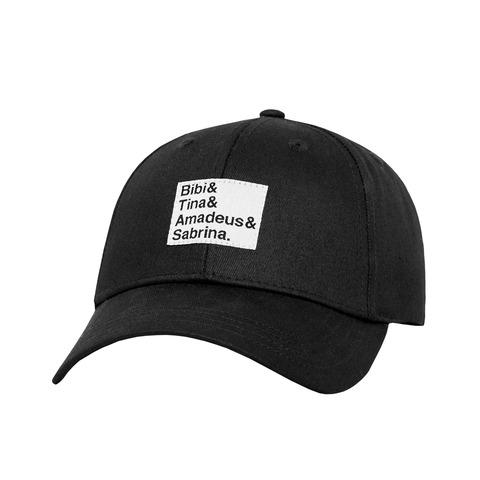 √B&T Cap mit gewebtem Label von Bibi & Tina - Cap jetzt im Bravado Shop