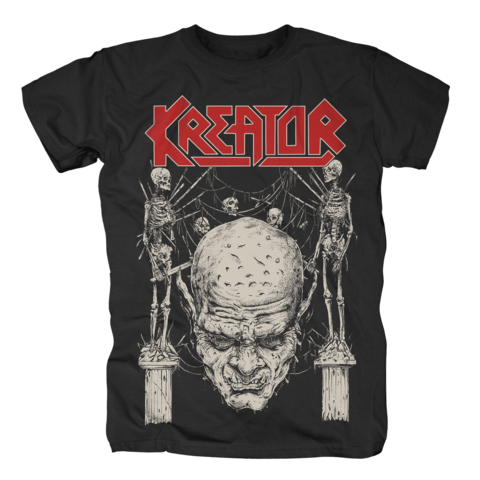 √Skull N Skeletons von Kreator - T-Shirt jetzt im Bravado Shop