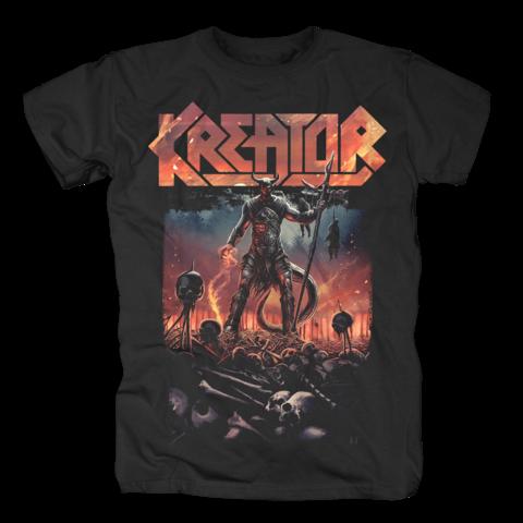 √Warrior von Kreator - T-Shirt jetzt im Bravado Shop