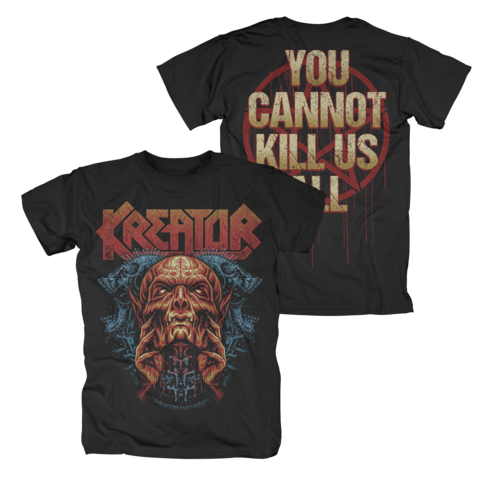 √You Cannot Kill Us All von Kreator - T-Shirt jetzt im Bravado Shop