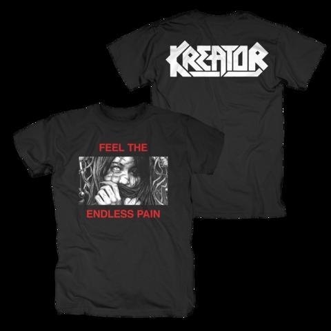 √Feel The Endless Pain von Kreator - T-Shirt jetzt im Bravado Shop