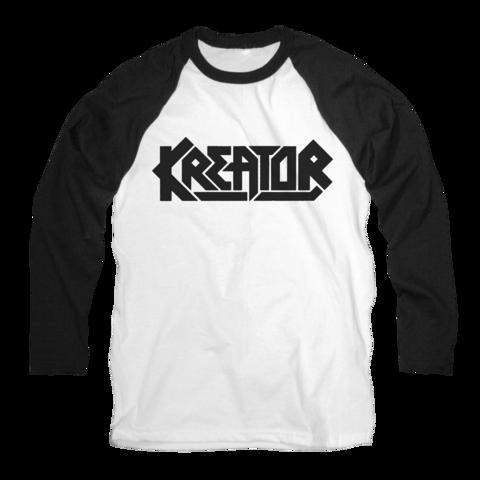 √Kreator Logo von Kreator - Raglan long-sleeve jetzt im Bravado Shop