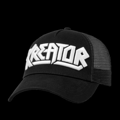 √White Logo von Kreator - Mesh Cap jetzt im Bravado Shop