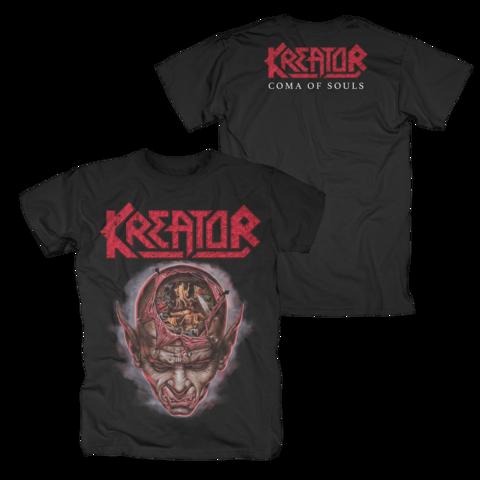 √Coma Of Souls von Kreator - T-Shirt jetzt im Bravado Shop