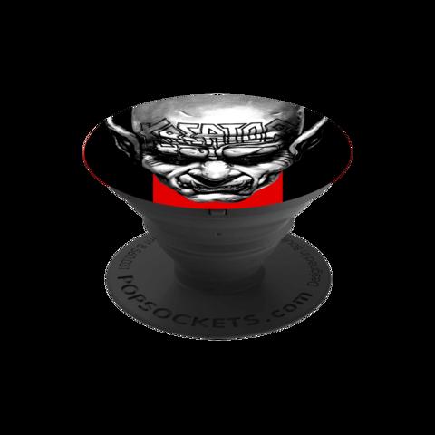 √Skull Logo von Kreator - Pop Socket jetzt im Bravado Shop