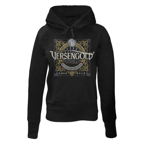 √Goldschool von Versengold - Girlie hooded sweater jetzt im Bravado Shop