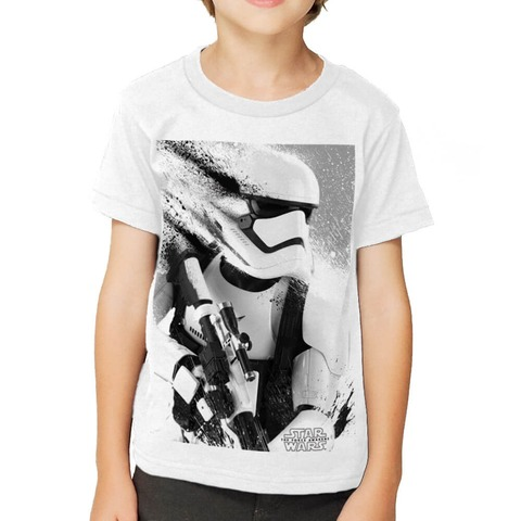 √Stormtrooper Splatter von Star Wars - Children's shirt jetzt im Bravado Shop