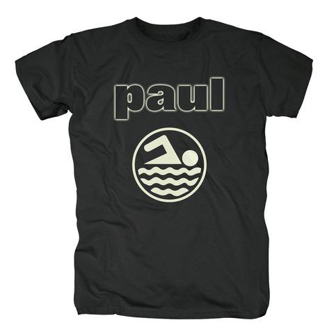 √Paul von die ärzte - T-Shirt jetzt im Bravado Shop