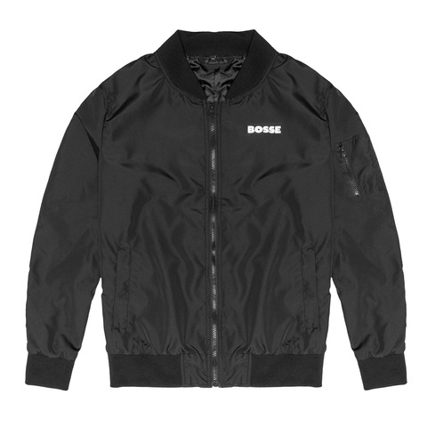 √Flutschi weiss von Bosse - College Jacket jetzt im Bravado Shop