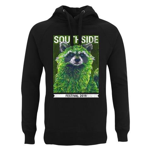 √Early Racoon von Southside Festival - Hood sweater jetzt im Bravado Shop