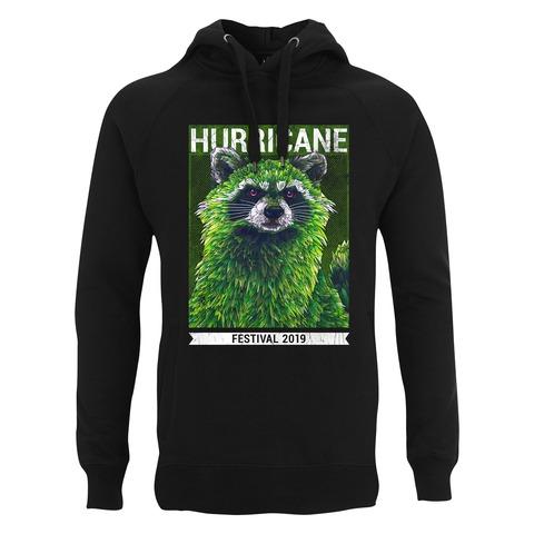 √Early Racoon von Hurricane Festival - Hood sweater jetzt im Bravado Shop