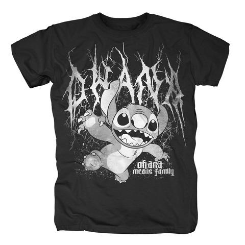√Lilo & Stitch - Metal Ohana von Disney - T-Shirt jetzt im Bravado Shop