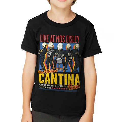 √The Fabulous Cantina Band von Star Wars - Children's shirt jetzt im Bravado Shop