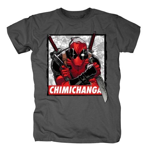 √Chimichanga von Deadpool - T-Shirt jetzt im Bravado Shop