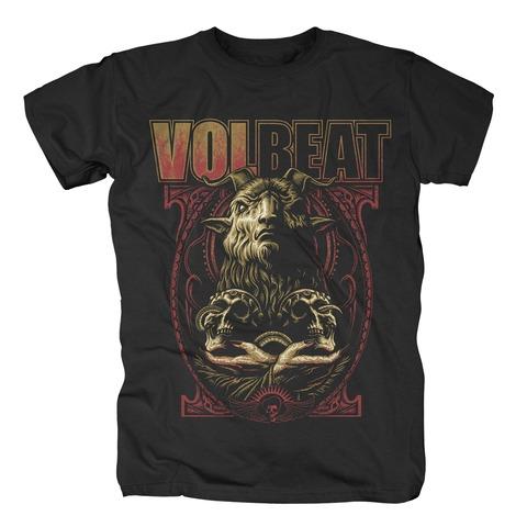 √Voodoo Goat von Volbeat - T-Shirt jetzt im Bravado Shop