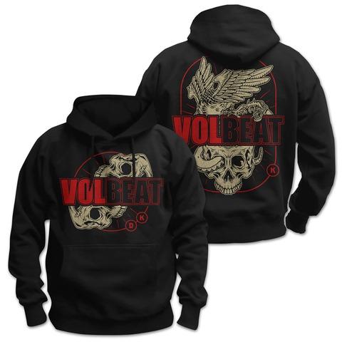 √Fight For Life von Volbeat - Hood sweater jetzt im Bravado Shop