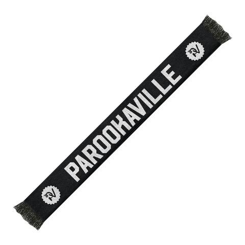 √Logo von Parookaville Festival - Fan scarf jetzt im Bravado Shop