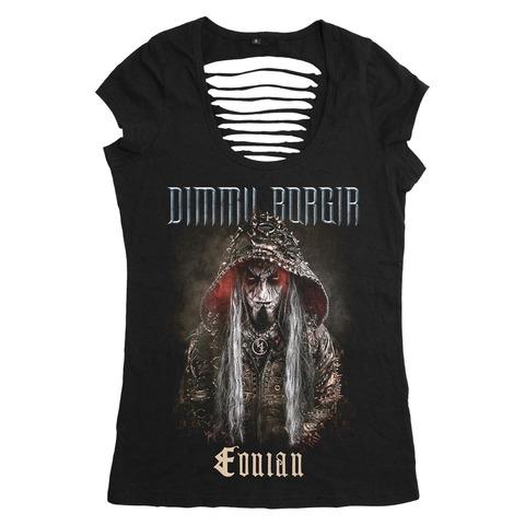 √Shagrath von Dimmu Borgir - Ladies T-Shirt jetzt im Bravado Shop