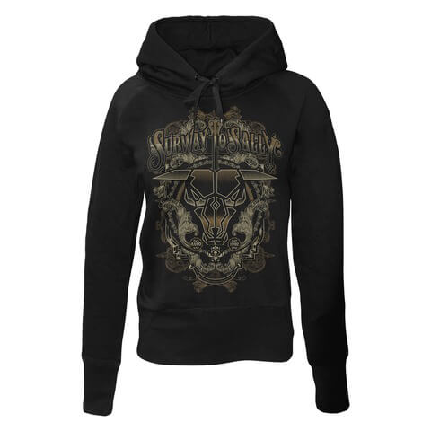 √Ornaments Bull von Subway To Sally - Girlie hooded sweater jetzt im Bravado Shop