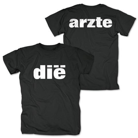 √die arzte von die ärzte - T-Shirt jetzt im Bravado Shop