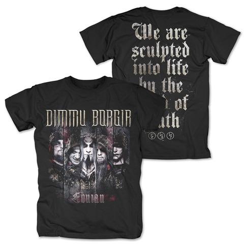 √Hand of Death von Dimmu Borgir - T-Shirt jetzt im Bravado Shop