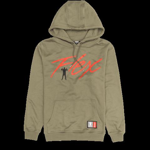 √Flex Flex von Luciano - Hood sweater jetzt im Bravado Shop