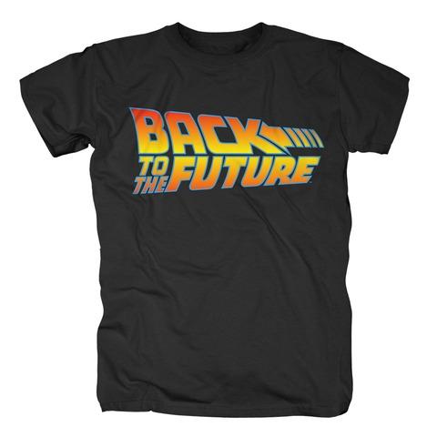 √Logo von Back To The Future - T-Shirt jetzt im Bravado Shop