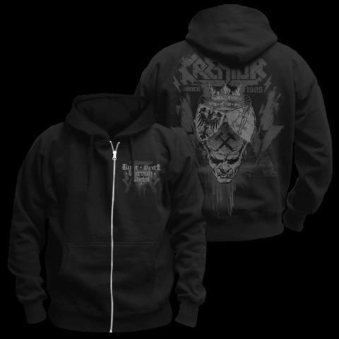 √Ruhrpott von Kreator - Hood sweater jetzt im Bravado Shop