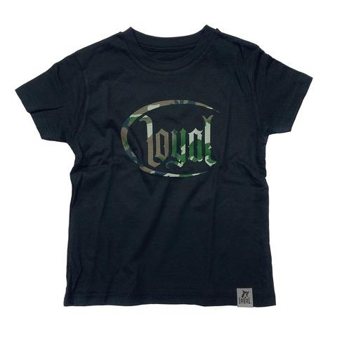 √Camo Circle Logo von Kontra K - Kids Shirt jetzt im Bravado Shop