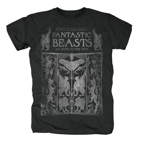 √1st Edition von Fantastic Beasts - T-Shirt jetzt im Bravado Shop