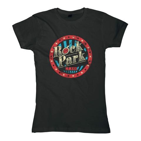 √Star Circle Logo von Rock im Park Festival - Girlie Shirt jetzt im Bravado Shop