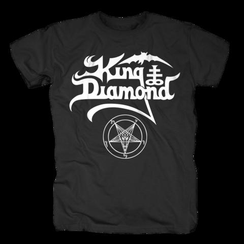 √White Logo von King Diamond - T-Shirt jetzt im Bravado Shop