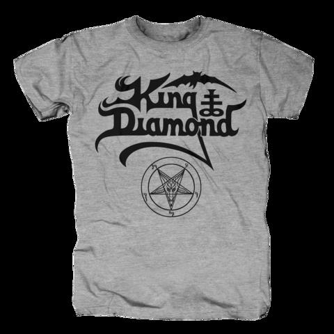 √Black Logo von King Diamond - T-Shirt jetzt im Bravado Shop