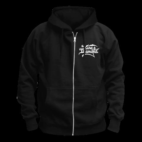 √White Logo von King Diamond - Hooded jacket jetzt im Bravado Shop